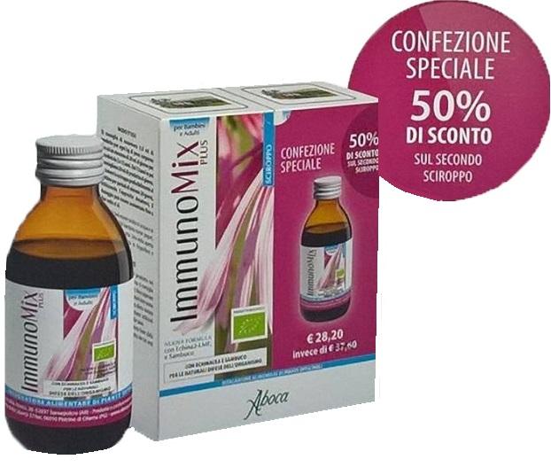 Immunomix Plus Sciroppo Confezione Speciale 210g + 210g - Arcafarma.it