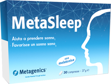 METASLEEP ITA 1 MG 30 CAPSULE - La farmacia digitale