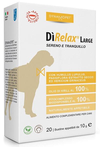 DIRELAX LARGE 20 BUSTINE 10 G - DrStebe