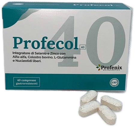 PROFECOL 40 COMPRESSE - Farmacia Centrale Dr. Monteleone Adriano