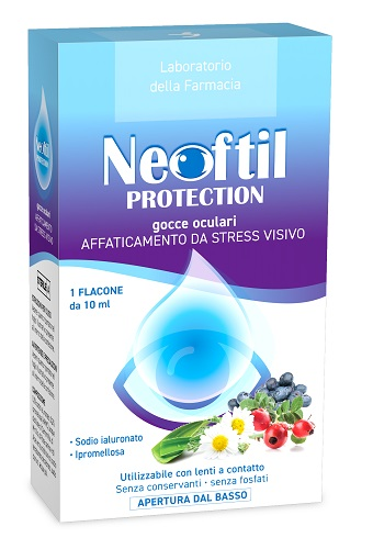 LDF NEOFTIL PROTECTION 10 ML - Carafarmacia.it