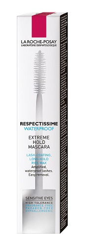 La Roche Posay Toleriane Mascara Waterproof Nero 7,6 ml