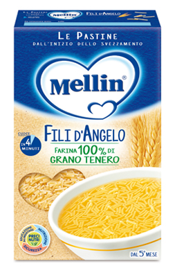 MELLIN FILI D'ANGELO 350 G - Farmapage.it