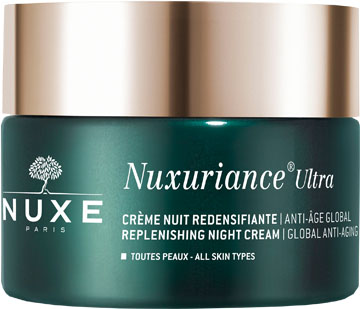 NUXE NUXURIANCE ULTRA CREME NUIT REDENSIFIANTE ANTIAGE GLOBAL 50 ML -