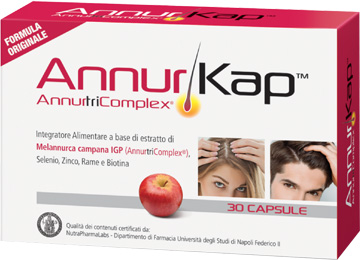 ANNURKAP 30 COMPRESSE - Farmaunclick.it