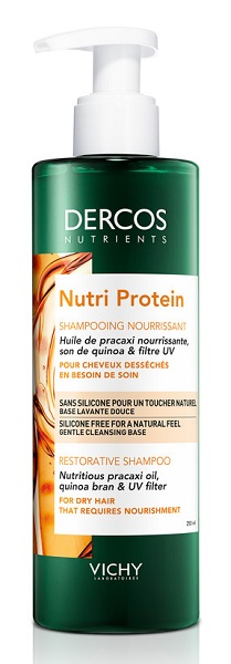 DERCOS NUTRIENTS SHAMPOO NUTRI PROTEIN 250 ML - Farmaunclick.it