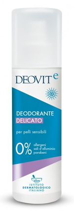 DEOVIT DEO DELICATO 100 ML 2018 - Nowfarma.it