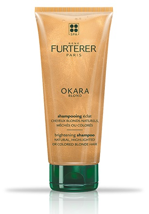 OKARA BLOND SHAMPOO 200 ML - Farmajoy