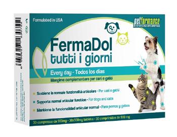 Petformance FermaDol Tutti i Giorni 30 Compresse