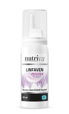 NUTRIVA LINFAVEN MOUSSE 50 ML - Farmaseller