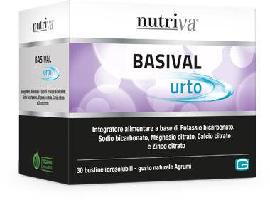 NUTRIVA BASIVAL URTO 120 G - Farmacianuova.eu