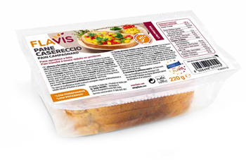 MEVALIA FLAVIS PANE CASERECCIO 220 G - Farmafamily.it