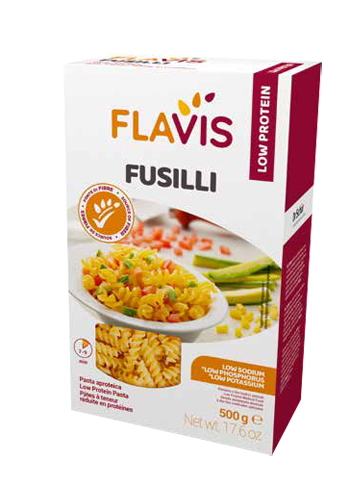 MEVALIA FLAVIS FUSILLI 500 G - Farmafamily.it