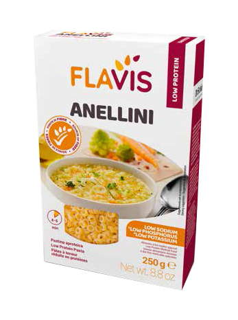 MEVALIA FLAVIS ANELLINI 250 G - Farmafamily.it