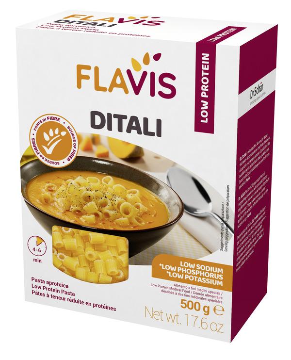 MEVALIA FLAVIS DITALI 500 G - Farmafamily.it