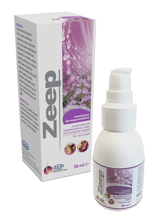 ZEEP EMULSIONE RISTRUTTURANTE 50 ML - Farmafamily.it