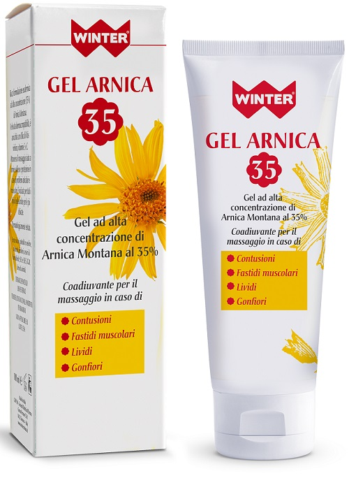 WINTER GEL ARNICA 35 100 ML - Farmaciapacini.it