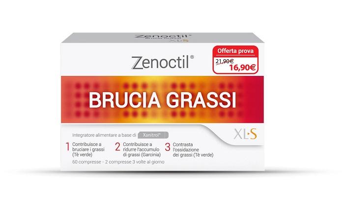 XLS BRUCIA GRASSI 60 CAPSULE TAGLIO PREZZO - Farmacia Bartoli