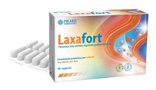 LAXAFORT 30 CAPSULE - Farmaseller