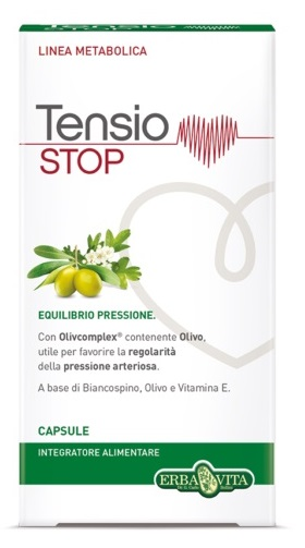 TENSIO STOP 45 CAPSULE - FARMAEMPORIO