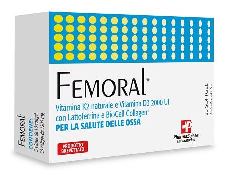 FEMORAL 30 SOFTGELS - Farmacia Massaro