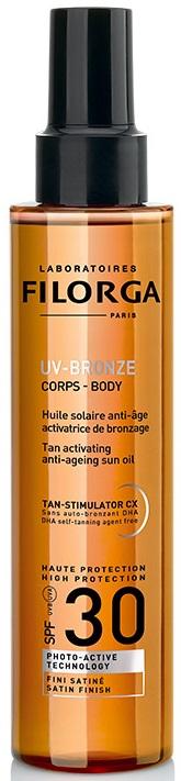 FILORGA UV BRONZE BODY 30 -150 ML - farmaciafalquigolfoparadiso.it