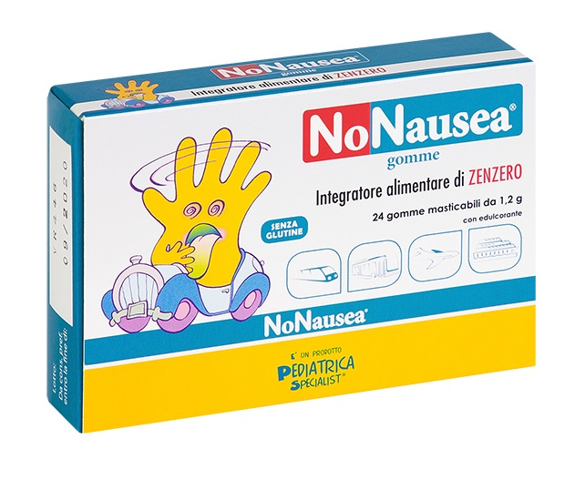 NONAUSEA 24 GOMME - Farmaseller