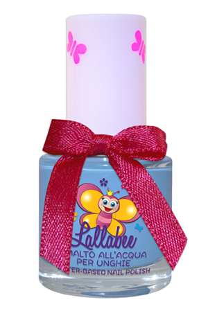 LALLABEE WATER-BASED NAIL PRINCIPE AZZURRO - Carafarmacia.it