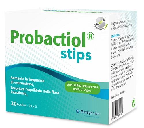 PROBACTIOL STIPS ITA 20 BUSTINE - Europarafarmacie s.r.l.