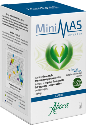 MINIMAS ADVANCED 60 CAPSULE - Antica Farmacia Del Lago