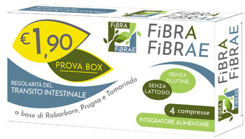 FIBRA FIBRAE 4 COMPRESSE - Spacefarma.it