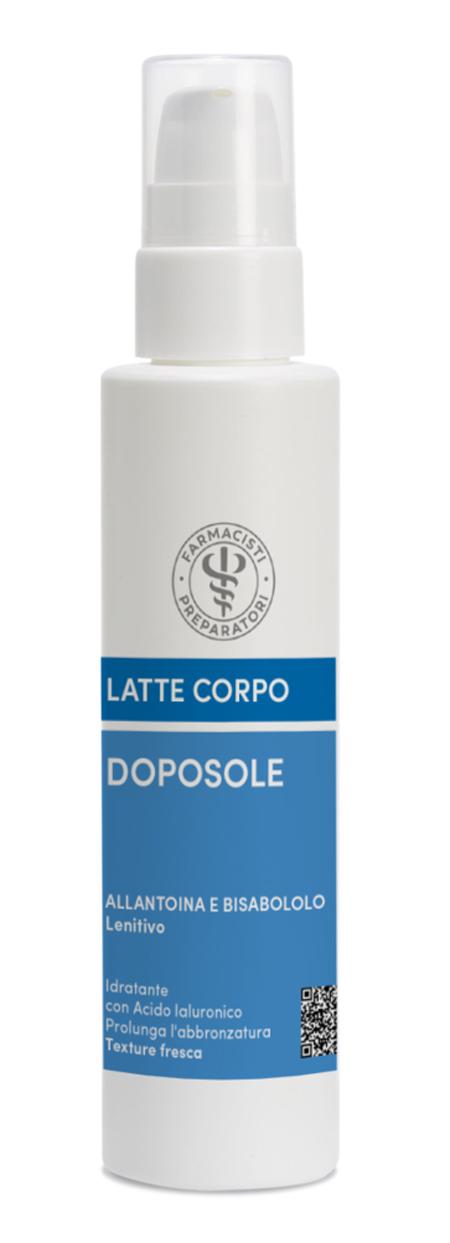 LFP LATTE CORPO DOPOSOLE 100 ML - DrStebe