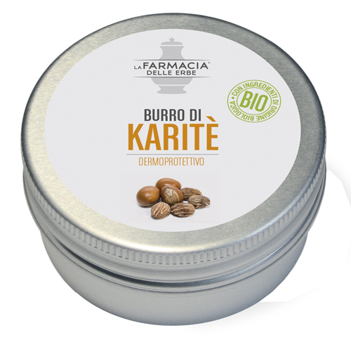 FARMACIA DELLE ERBE BURRO DI KARITE' 50 ML - Farmastar.it