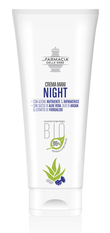 FARMACIA DELLE ERBE CREMA MANI NIGHT 75 ML - Farmastar.it