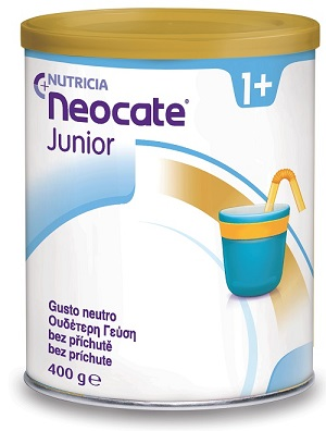 Neocate Junior Integratore Ipoallergenico 400 g