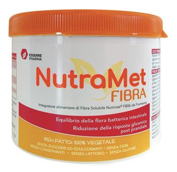 NUTRAMET FIBRA 160 G - La farmacia digitale