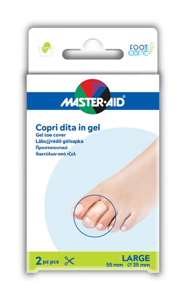 COPRI DITA MASTER-AID IN GEL L 2 PEZZI - Farmacia 33