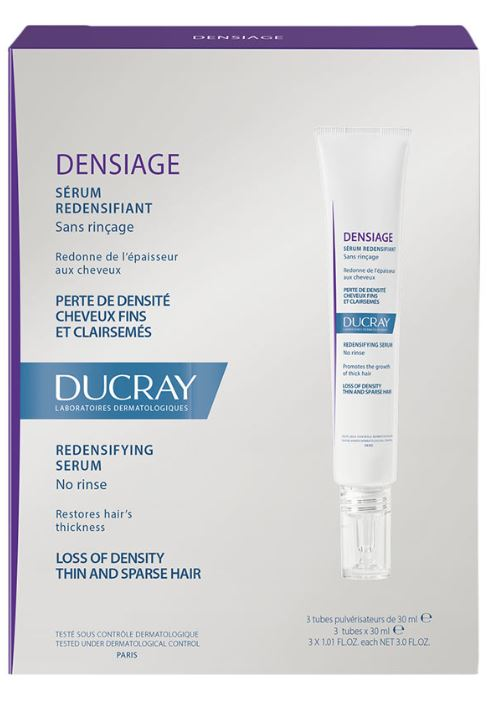 DENSIAGE SIERO SENZA RISCIACQUO RIDENSIFICANTE 3 X 30 ML DUCRAY - Spacefarma.it