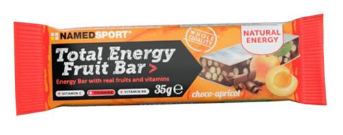TOTAL ENERGY FRUIT BAR CHOCO-APRICOT 35 G - Parafarmacia la Fattoria della Salute S.n.c. di Delfini Dott.ssa Giulia e Marra Dott.ssa Michela