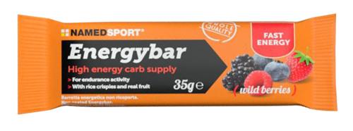 ENERGYBAR FRUIT BAR WILD BERRIE 35 G - Farmacia Massaro