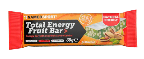 TOTAL ENERGY FRUIT BAR PISTACCHIO 35 G - Farmacia Massaro