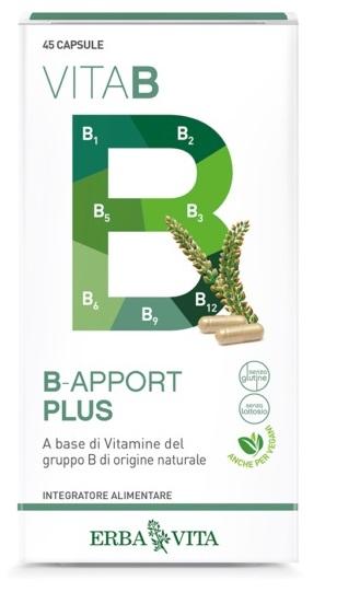 B-APPORT PLUS 45 CAPSULE - Farmacia Centrale Dr. Monteleone Adriano