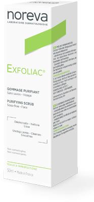 EXFOLIAC GOMMAGE PURIFIANT 50 ML - Farmaseller