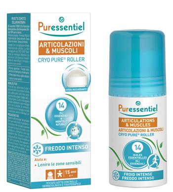 PURESSENTIEL CRYO PURE ROLLER 75 ML - Farmaseller