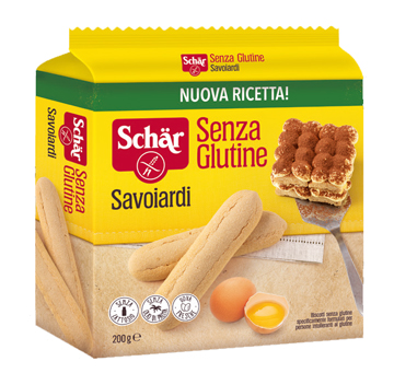SCHAR BISCOTTI SAVOIARDI 200 G - Farmafamily.it