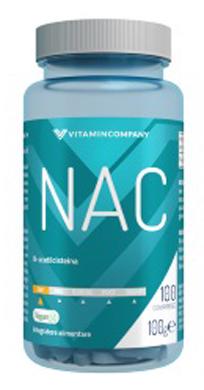 VITAMIN COMPANY NAC 600 MG 100 COMPRESSE - Farmacia Massaro