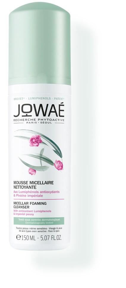 JOWAE MOUSSE MICELLARE STRUCCANTE 150 ML - Farmaseller