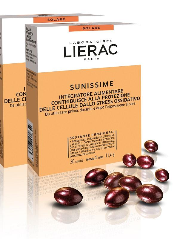 LIERAC SUNISSIME 60 CAPSULE 1+1 - Farmaci.me