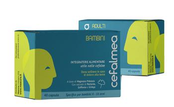 CEFALMEA 40 CAPSULE - Farmacia Giotti