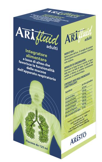 ARIFLUID ADULTI SCIROPPO 125 ML - Farmaseller